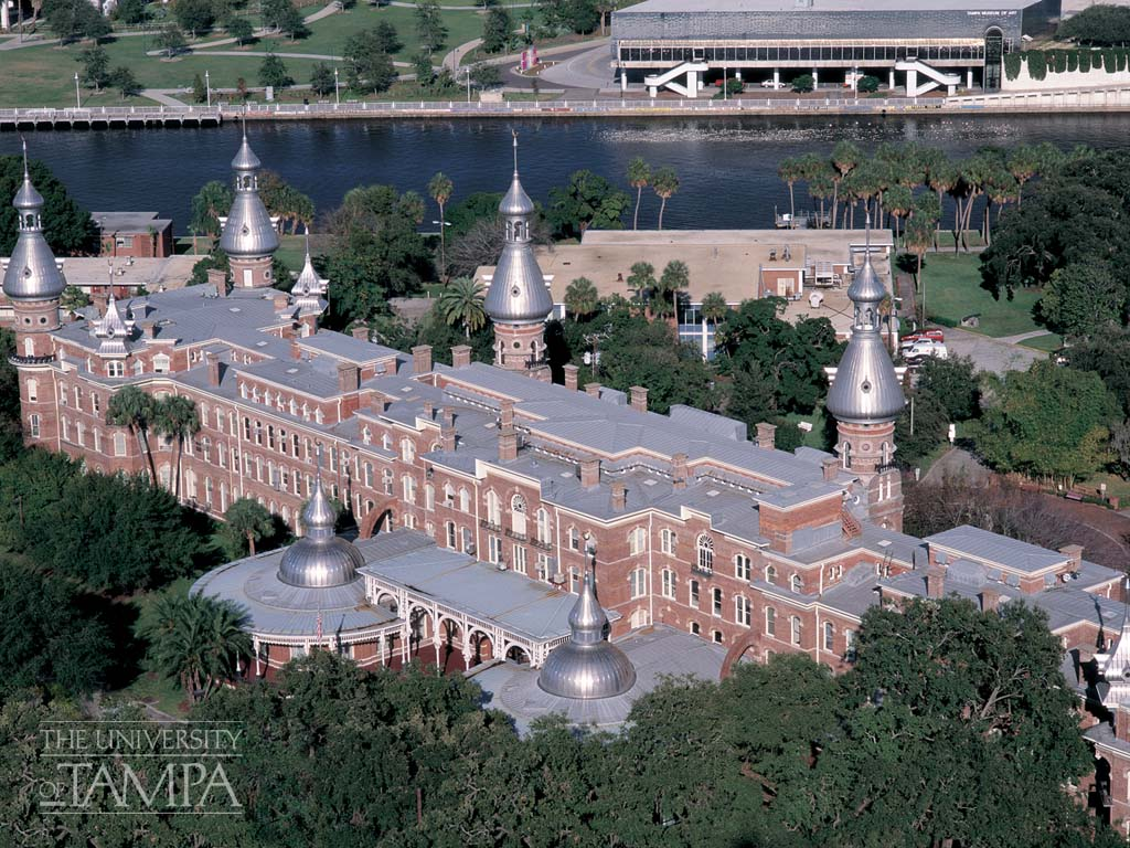 University Of Tampa Museum Tours